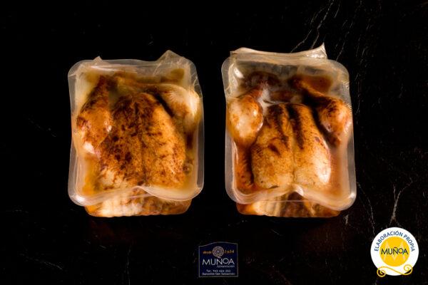 Pollo asado Muñoa