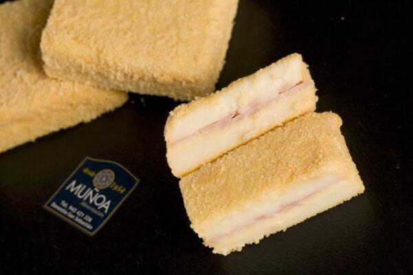 Jacobito de jamón y queso Muñoa