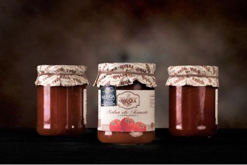 Salsa de tomate natural Rosara
