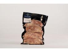 Manos de cerdo cocidas