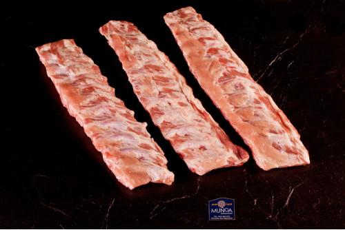 Costilla de cerdo ibérica