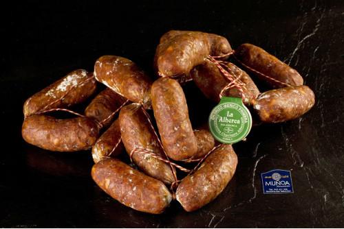 Chorizo ibérico de La Alberca dulce