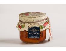 Delicias de pimiento del cristal en aceite de oliva virgen Rosara