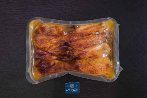 Alas de pollo asadas
